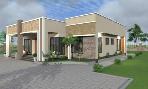 House Plan ID-16585, 3 bedrooms, 5184+1922 bricks and 89 corrugates