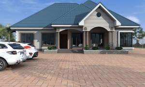 House Plan ID-16646, 4 bedrooms, 4475+2225 bricks and 172 corrugates