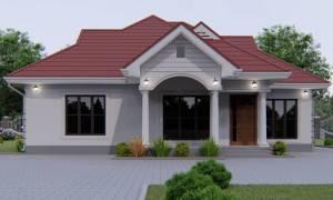 House Plan ID-16782, 4 bedrooms, 4028+2003 bricks and 155 corrugates