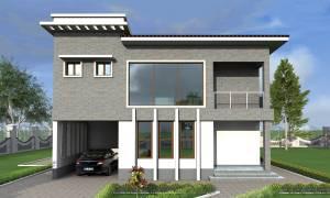 House Plan ID-18092, 3 bedrooms, 6439+1709 bricks and 70 corrugates