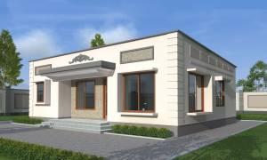 House Plan ID-18175, 3 bedrooms, 3024+1121 bricks and 52 corrugates