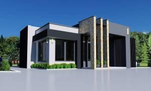 House Plan ID-12959, 3 bedrooms, 3272+1207 bricks and 57 corrugates