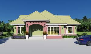 House Plan ID-20671, 16 bedrooms, 6974+3169 bricks and 312 corrugates