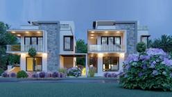 House Plan ID-22610, 2 bedrooms, 6406+1630 bricks and  corrugates