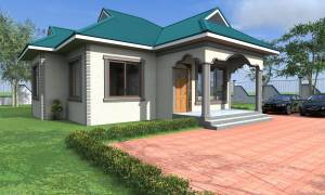 Beautiful Two bedrooms house which is smart