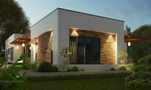 CONTEMPORARY HOUSE (4 BEDROOMS)